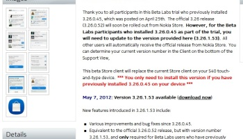 Mail for exchange for asha 302 and 303 released. Available now at.