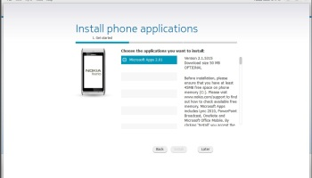Software Update for Nokia Suite available  New version is v