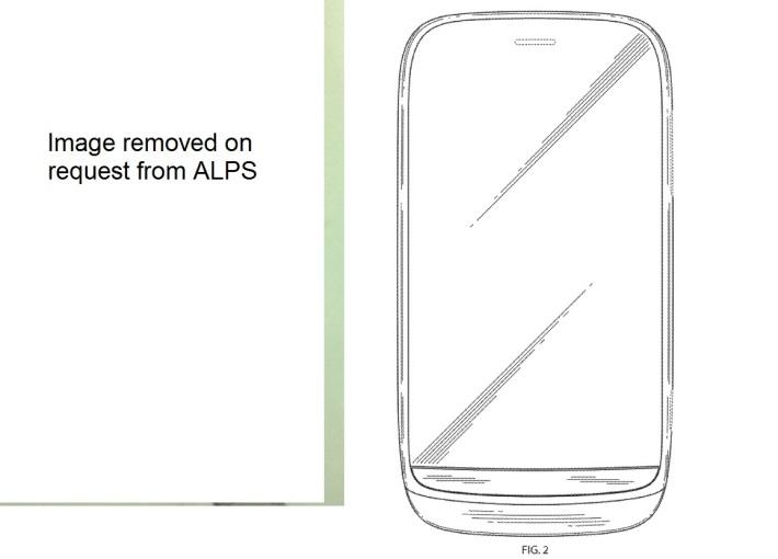 Nokia's latest (21st Aug) Design Patent reveals a probable