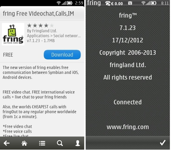 Fring for pc downloading tutorial youtube.