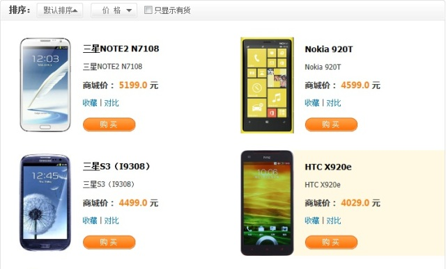 In stock Lumia 920T outselling Android Flagships at Three major