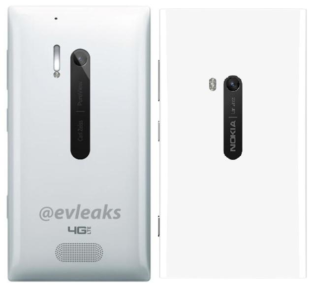 Lumia 920 vs Lumia 928 back