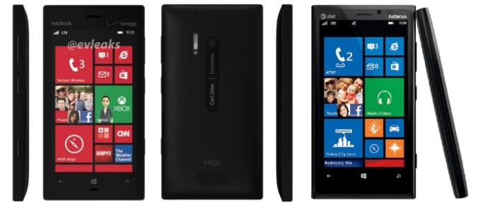 Lumia 928 vs 920